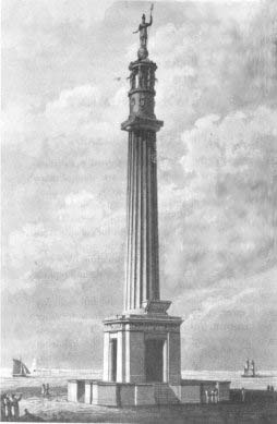 Lord Horatio Nelson monument