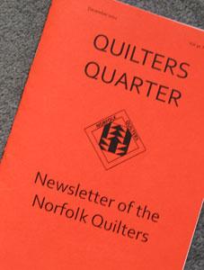 Quilters Quarter – December 2015