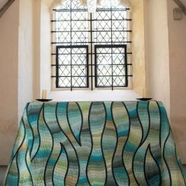 ALTAR CLOTH by Jill Sharpe