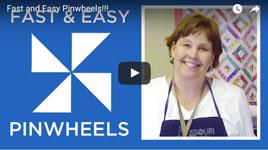 Pinwheels – Missouri Star Quilt Company
