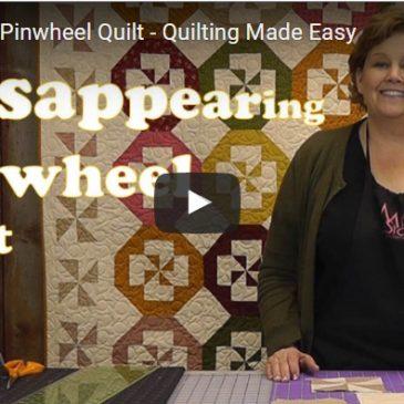 Disappearing Pinwheel