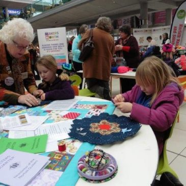 Young Makers at Makers Month