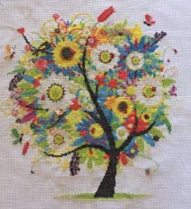 Lily's Wonderful Crosstitch